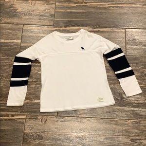 Abercrombie Kids Long Sleeve Tshirt. Size 7/8